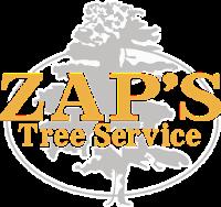 Zap's Tree Service Logo